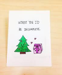 neoteric christmas card for girlfriend creative ideas my wonderful