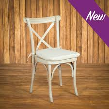 chair rental dallas whitewash cross back chair rental dallas peerless events and tents