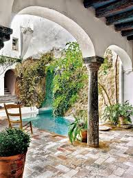Moorish Design by Lulu Klein Interior Design Moorish House In Seville