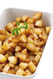 Home Fries by Savory Home Fries