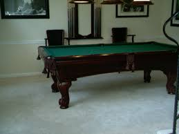 Types Of Pool Tables by Restoration Mitigation