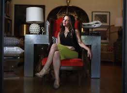 Lisa Michael Interiors Lisa Bakamis At Home Fairfax Shop Of Her Favorite Things San