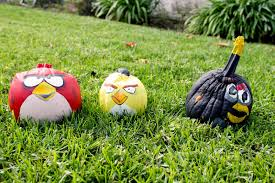 angry gourds take flight plus my angry birds costume hideous