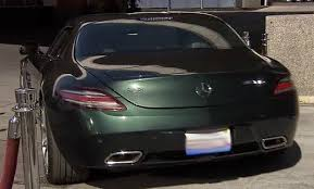 what does amg mercedes marshawn lynch car in the league
