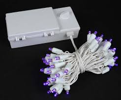 purple led christmas lights novelty lights inc