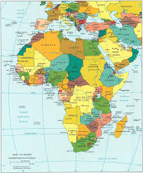 Blank Map Of Africa Quiz by Africa Africa Asia Europe Map