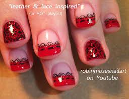 robin moses nail art march 2014