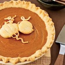 thanksgiving pies and food wine