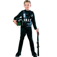 halloween costumes boy s w a t team child costume halloween costumes pinterest