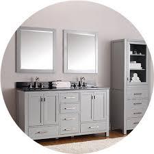 Double Vanity Cabinet Bathroom Vanities North Hollywood Bathroom Vanities Los Angeles