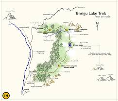 Pathankot India Map by Bhrigu Lake