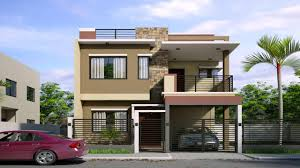 Nir Pearlson House Plans Small House Design Two Storey Youtube