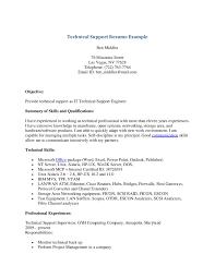 Desktop Resume It Support Engineer Resume Resume For Your Job Application