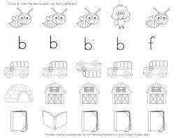 free letter b worksheets instant download free homeschool deals