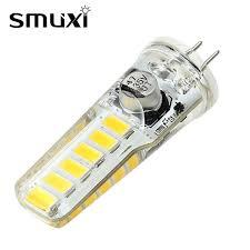 Spotlight Chandelier Smuxi G4 Led Bulb Cob Light L Replace Halogen Bulb High