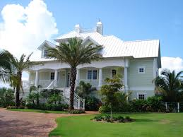 Key West Style Homes by Metal Roofing Made To Last Aluminum Product Manufacturer