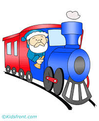 toy train coloring pages kids color print