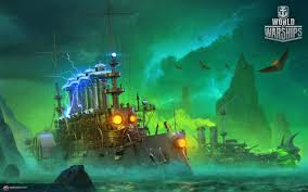 background halloween video halloween background thank you wows art team and devs general