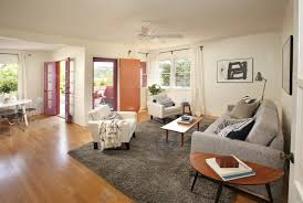 bright red highland park home with guest house asks 700k ian l