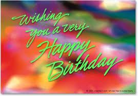 wishing you a happy birthday ecard inspire 21
