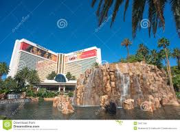 Hotel Map Las Vegas Strip by The Mirage Hotel In Las Vegas Strip Editorial Image Image 34977565