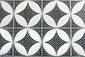 Elegance Black And White Mosaic by Black And White Mosaic Tile Floor 100 Images Tiles Backsplash