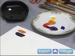 how to paint with acrylic paint mixing acrylic paint colors