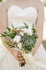 Succulent Bouquet 42 Creative Ways To Use Succulents In Your Wedding Brit Co