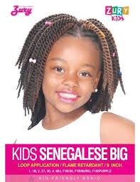 crochet braids kids zury kid s crochet braid kids senegalese big 9 elevate styles