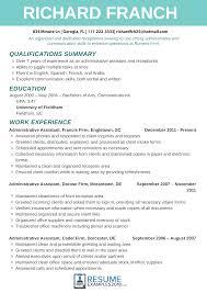 receptionist resume template receptionist resume exles resume template ideas