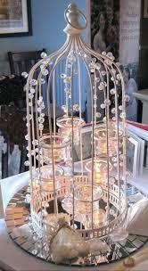 Bird Cage Decor Wedding Table Centerpieces Bird Cages Used Decor Birdcage Uk