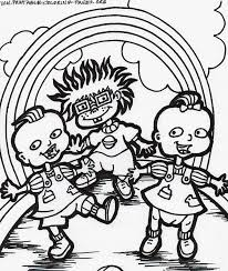 cartoon coloring pages the sun flower pages