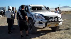 lexus pickup truck geiser bros pit at 2010 primm 300 with lexus youtube
