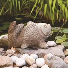 add decoration to your garden with pond spitters