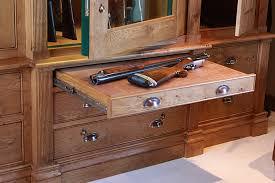 Gun Safe Bench The Bespoke Gun Cabinets Company Custom Gun Rooms