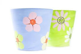 Decorating Clay Pots Kids Clay Pot Craft Projects Lovetoknow