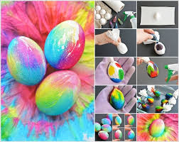 dye for easter eggs these tie dye easter eggs are simply wonderful
