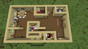 first floor fnaf household house in minecraft by ask the fnafs on