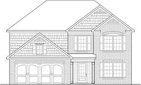 Story And A Half Floor Plans by The Ironwood Floor Plan Al New Home Construction Davidson Homes