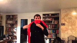 Shadow Costume How To Make The Shadow Costume Youtube