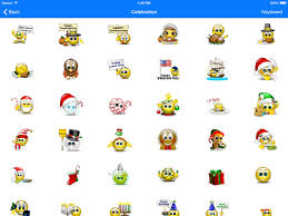 animated emojis emoji 3d sms smiley faces sticker free