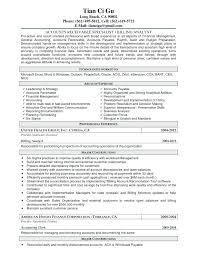 accounts payable resume exle sle accounting resume samuelbackman