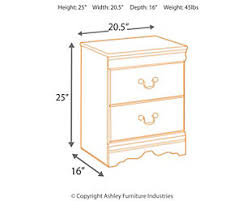 huey vineyard nightstand ashley furniture homestore
