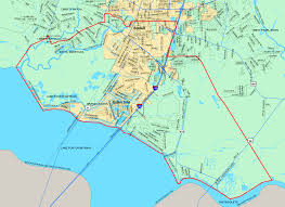 Louisiana Parish Map With Cities by St Tammany Parish Board