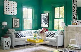 tan and red living room white rug purple leather sofa white shag