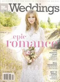 Wedding Flower Magazines - awards and wedding bridal magazine features u2013 wisteria design