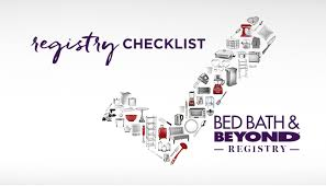 bed bath bridal registry checklist david s bridal wedding solutions gift registry