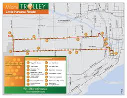 Map A Route by City Of Miami Official Website