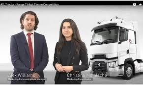 renault trucks renault trucks launches social media competition to highlight