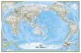 Political World Map Political World Map Pacific Rim U20ac16 90 Www Ngshop Nl